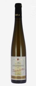 Gewurztraminer - Baron de Hoen - Cave de Beblenheim - 2015 - Blanc