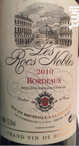 Les Rocs Nobles - Les Rocs Nobles - 2014 - Rouge