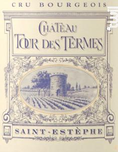 Château Tour Des Termes
