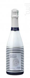 EXTRA BRUT SUMMER - Champagne Anthony Betouzet - 2012 - Effervescent