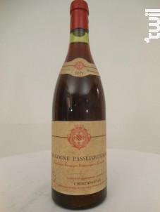 Bourgogne Passetoutgrain - Maison l'héritier-guyot - 1975 - Rouge
