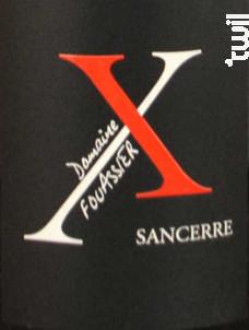 X - Domaine Fouassier - 2018 - Rouge