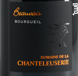 Beauvais - Domaine de La Chanteleuserie - 2015 - Rouge