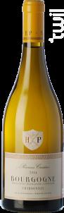 Bourgogne Chardonnay - Maison Henri Pion - 2014 - Blanc