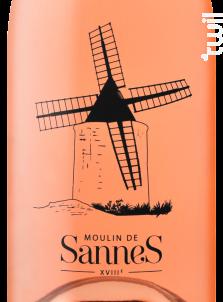 Moulin de Sannes - Château de Sannes - 2020 - Rosé