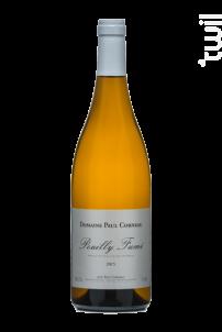 Pouilly Fumé Paul Corneau - Domaine Paul Corneau - 2017 - Blanc