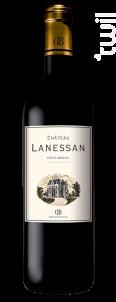 Château Lanessan - Château Lanessan - 2014 - Rouge
