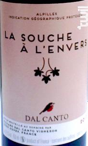 La Souche à l'Envers - Domaine Dal Canto - 2015 - Rouge