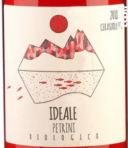 Ideale - Azienda Agricola Petrini - 2018 - Rosé