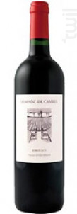 Domaine De Cambes - Famille Mitjavile - Domaine de Cambes - 2013 - Rouge