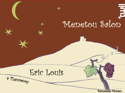 Menetou Salon - Domaine Eric Louis - Les Celliers de la Pauline - 2018 - Rouge
