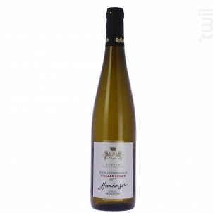 Gewurztraminer Vieilles Vignes - Cave de Beblenheim - 2017 - Blanc