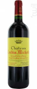 Château Corbin Michotte - Château Corbin Michotte - 2015 - Rouge