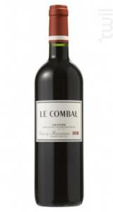 Le Combal - Domaine Cosse Maisonneuve - 2014 - Rouge