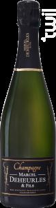 Réserve Brut - Champagne Marcel Deheurles et Fils - Non millésimé - Effervescent
