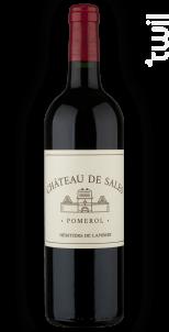 Château de Sales - Château de Sales - 2018 - Rouge