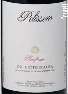Pelissero Dolcetto d Alba Munfrina - Azienda Agricola di pelissero giorgio - 2015 - Rouge