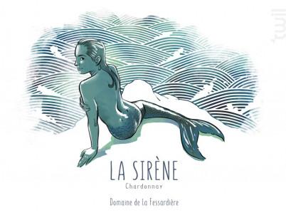 La Sirène - Domaine de la Fessardière - 2018 - Blanc