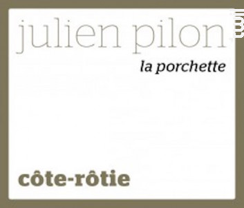 La Porchette - Domaine Julien Pilon - 2017 - Rouge