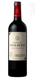 Château Tour de Pez - Château Tour de Pez - 2018 - Rouge
