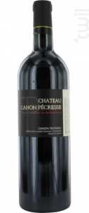 Château Canon Pécresse - Château Canon Pécresse - 2015 - Rouge