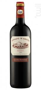 Cuvée Diogène - Domaine de Ravanès - 2008 - Rouge