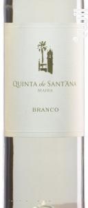 Quinta De Sant'ana Fernão Pires - Quinta de Sant'Ana - 2017 - Blanc