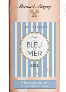 Perle de Bleu de Mer - Bernard Magrez - 2018 - Rosé