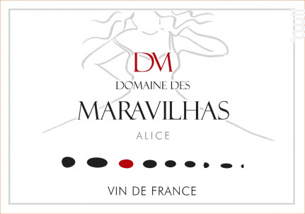 Alice - Domaine des Maravilhas - 2018 - Rouge