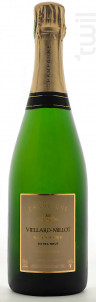 Extra-Brut VIELLARD-MILLOT - Champagne Viellard-Millot - Non millésimé - Effervescent