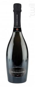Brut Royal - Champagne Charles Legend - Non millésimé - Effervescent