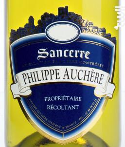 Sancerre - Philippe Auchère - 2020 - Blanc