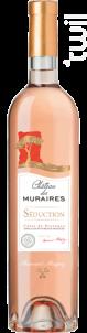 Château des Muraires Cuvée Séduction - Bernard Magrez - Chateau Des Muraires - 2017 - Rosé