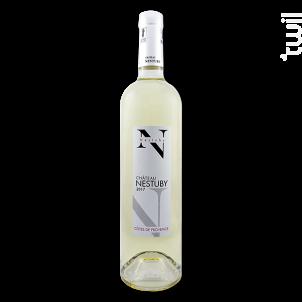 Château Nestuby Blanc - CHÂTEAU NESTUBY - 2019 - Blanc