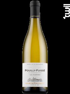 Pouilly-Fuissé • Les Vaudrans - Henri de Villamont - 2016 - Blanc