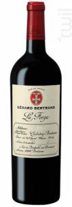 Gérard Bertrand - La Forge - Maison Gérard Bertrand - 2017 - Rouge