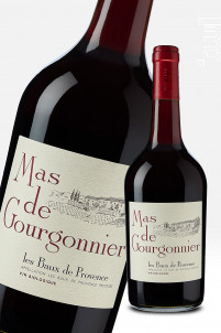 Tradition - Mas Gourgonnier - 2017 - Rouge
