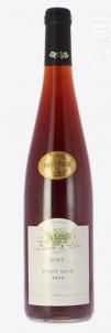 Baron de Hoen - Pinot Noir - Cave de Beblenheim - 2016 - Rouge