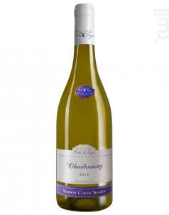Chardonnay Excellence - Maison Colin Seguin - 2014 - Blanc