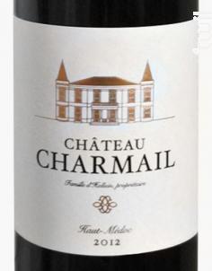 Château Charmail - Château Charmail - 2013 - Rouge