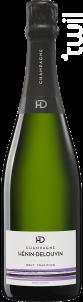 Brut Tradition - Champagne Hénin-Delouvin - Non millésimé - Effervescent