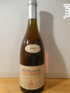 Bourgogne-Côtes-d'Auxerre - Caves De Bailey - 1997 - Rosé