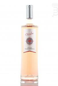 Malou - Domaine Terre de Mistral - 2018 - Rosé