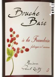Bouche Baie Framboise - Maison Paul Reitz - Non millésimé - Rouge