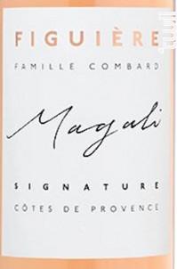 Cuvée signature - Magali - Figuière - 2020 - Rosé
