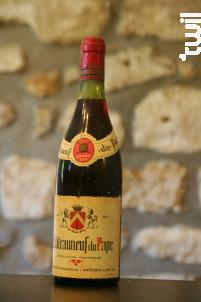Domaine Leon Feraud - Domaine Leon Feraud - 1969 - Rouge
