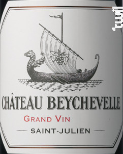 Château beychevelle - Château Beychevelle - 2015 - Rouge