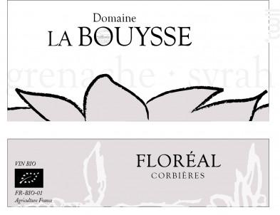 FLOREAL - DOMAINE LA BOUYSSE - 2018 - Rosé