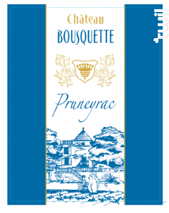 Pruneyrac - Château Bousquette - 2017 - Rouge