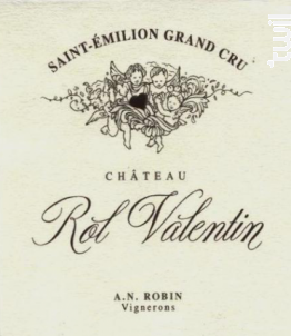 Château Rol-Valentin - Château Rol-Valentin - 2011 - Rouge